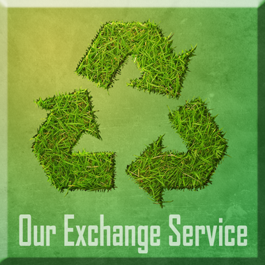 Exchange service available
